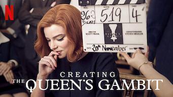 Creating The Queen's Gambit